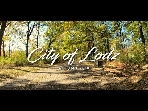 City of Lodz - Autumn 2018