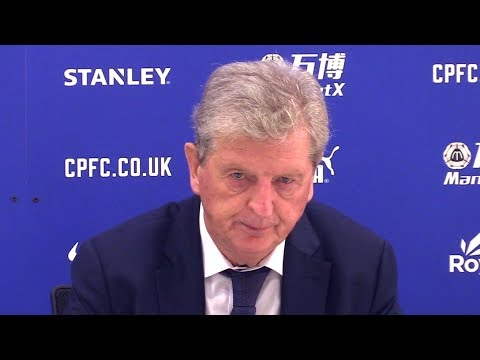 Crystal Palace 0-2 Liverpool - Roy Hodgson Full Post Match Press Conference - Premier League