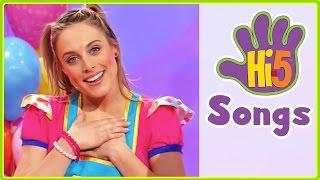 Hi-5 Songs | Some Kind Of Wonderful & More Kids Songs | Hi5 Songs for Kids   Season 13