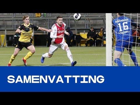 HIGHLIGHTS | Roda JC - Ajax