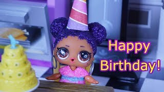 LOL SURPRISE DOLLS Does Everyone Forget Nova's Birthday?!