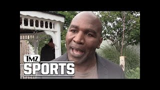 Evander Holyfield To Conor McGregor: Here's How You Beat Floyd | TMZ Sports