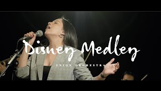 Disney Medley - Union Orchestra Ft. Angel Pieters (LIVE)