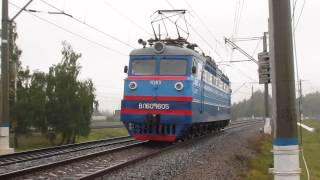 Парад локомотивов ЭКСПО 1520 Щербинка 14.09.2013