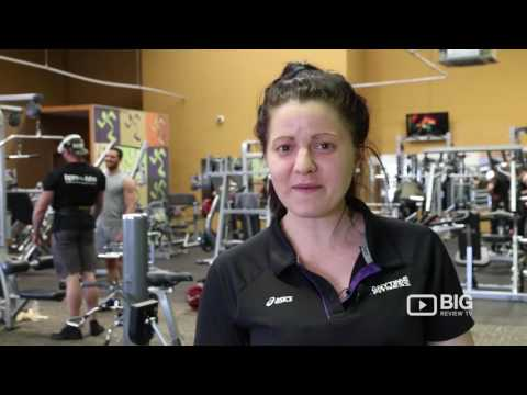Anytime Fitness 24 Hour Gym in Perth for Workout and Exercis