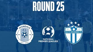 2018 NPL Victoria (Round 25) - Avondale vs South Melbourne | Highlights | 25.08.2018