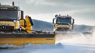 Yeti Snow Technology - Autonomy for the toughest conditions