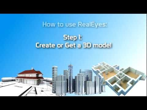 RealEyes - Augmented Reality solution