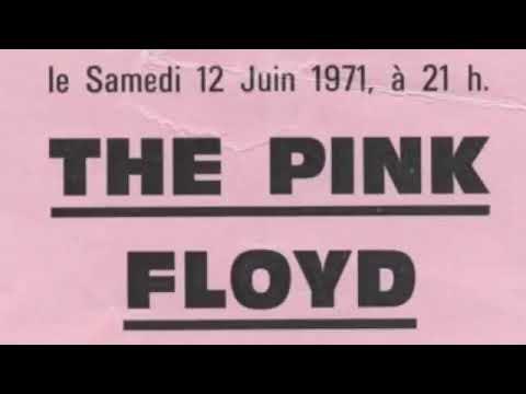 PINK FLOYD - LYON 12 giugno 1971 (AM radio broadcast) – RARE