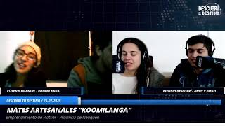 "Cüyen y Emanuel - Emprendimiento ""Koomilanga"" - Plottier - Provincia de Neuquén"