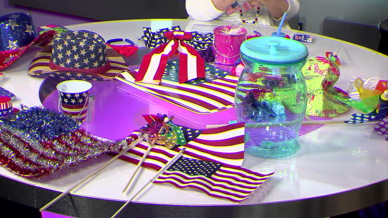 Parties Extra Fourth Of July Decorations And Party Accessories