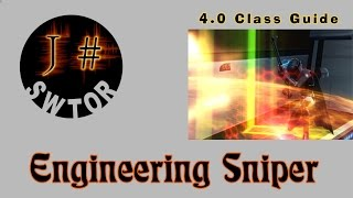 SWTOR 4.0 Engineering Sniper PvP Guide