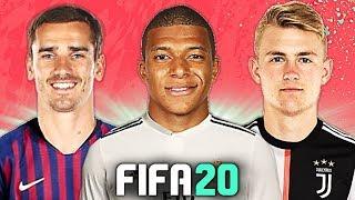 MBAPPÉ VUOLE ANDARSENE! 😱 TOP 10 TRASFERIMENTI FIFA 20 - ESTATE 2019 | Griezmann, De Ligt, Dzeko