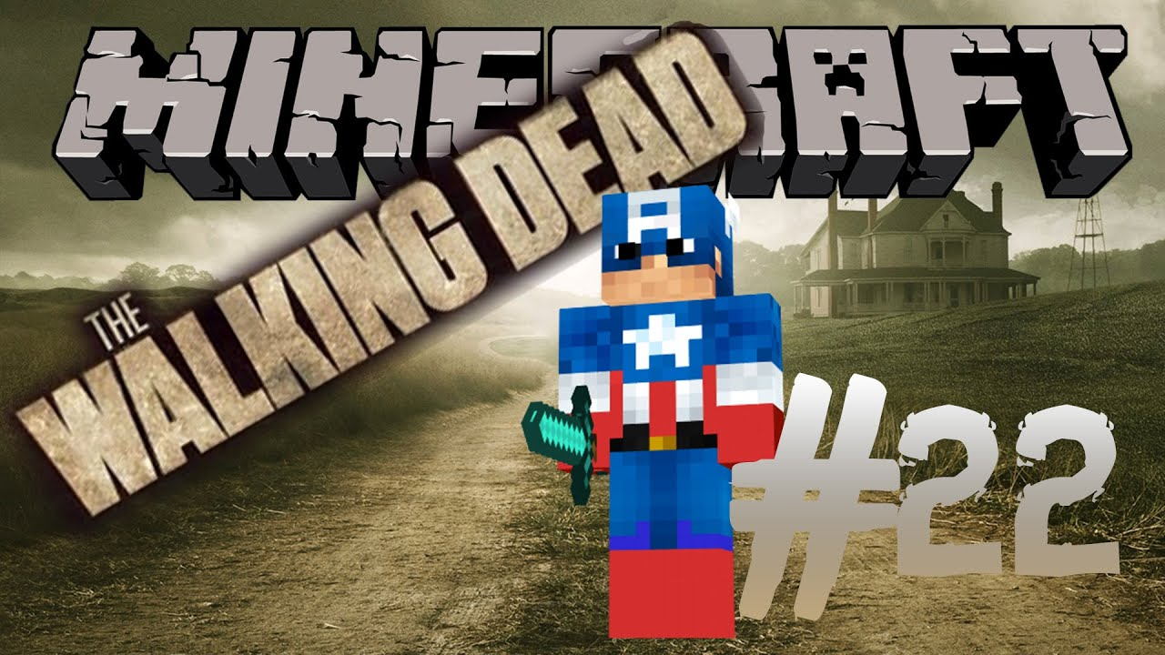 Minecraft: The Walking Dead (Solo Survival) - Part 22 ...