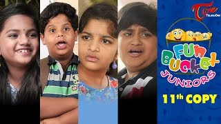 Fun Bucket JUNIORS | Episode 11 | Kids Funny Videos | Comedy Web Series
