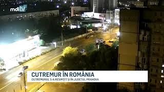 CUTREMUR IN ROMANIA   YOUUBE