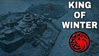 Winterfell's Secret Targaryen Tomb! - Game of Thrones