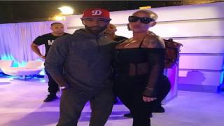Cyn Santana and Joe Budden FIGHT over Joe's selfie with Amber Rose! #LHHNY