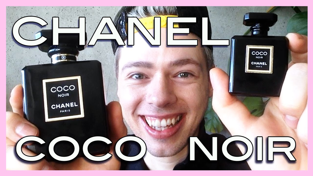 Comparison Review Chanel Coco Noir Parfum Eau De Parfum Youtube