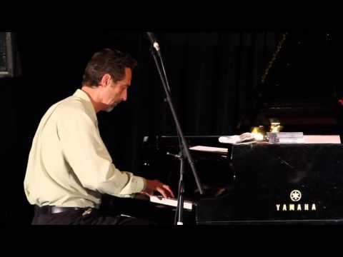Scott Kirby Piano: The Cascades by Scott Joplin - 2013 West Coast Ragtime Festival