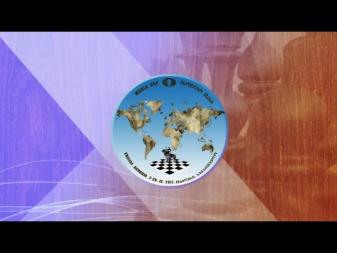 FIDE World Cup 2017 Tbilisi Round 5 Game 1