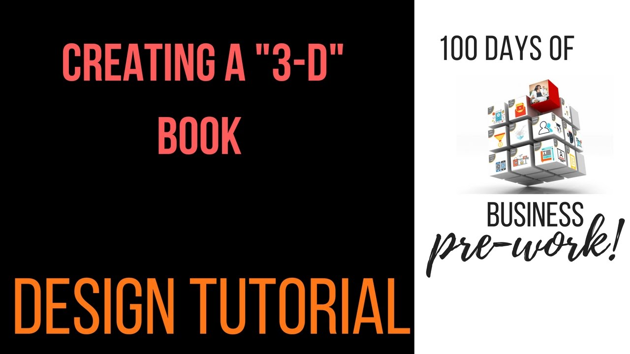How To Make A Book Cover Pixlr : Create a d book cover with pixlr and canva youtube