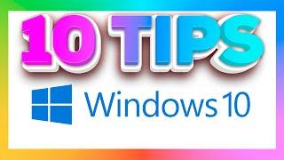10 Tips Windows 10 Abril Update 1803 💻Que Sacudiran Tu Cabeza ✅