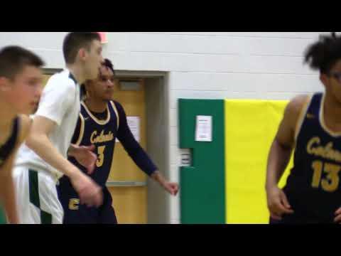 Colonia High School Basketball vs North Hunterdon January 11, 2020