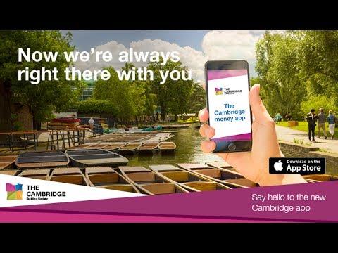 The Cambridge money app