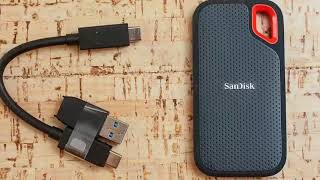 SANDISK EXTREME PORTABLE SSD IS ONES OF THE BEST STORAGE DEVICES
