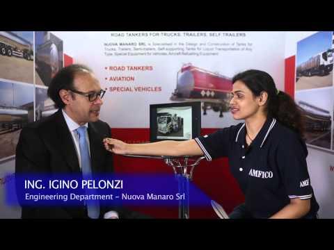 Prinicipals of Amfico At Chemspec India 2015 Part 1