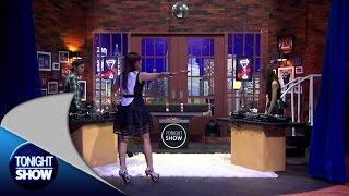 Tonights Challenge DJ Winky dan DJ Yasmin