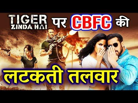 Salman की Tiger Zinda Hai की रिलीज़ आ सकती है खतरे में - जानिए पूरी खबर