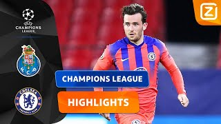 WAT WORDT DIT LEKKER UITGESPEELD! 🥵   Porto vs Chelsea   Champions League 2020/2
