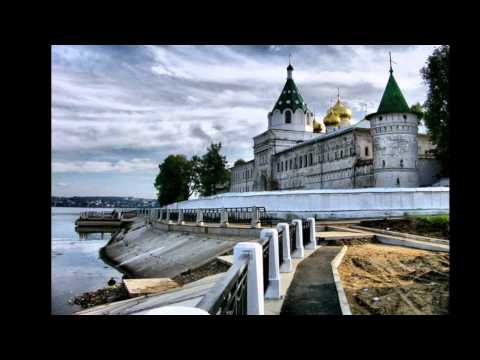 Kostroma - Russia. HD Travel.