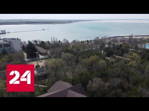 """И """"дикарями"""" тоже не получится: Крым полностью зачищают от туристов - Россия 24"""