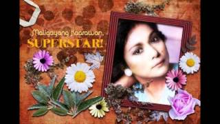 HAPPY BIRTHDAY SUPERSTAR MS  NORA AUNOR