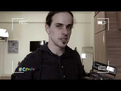 #creativ: portret Marcel Rusu, pictor (@TVR1)