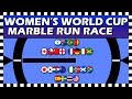 Marble Run Race Womens World Cup France 2019 - Algodoo