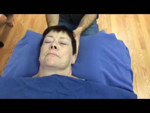 Ear Reflexology Live Demo