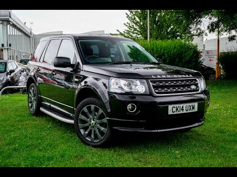 Wessex Garages Newport, Used Landrover Freelander 2 2.2 SD4 Dynamic 5dr, Diesel, Automatic, CK14UXM