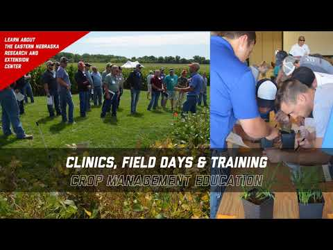 Part 8 -Take a video tour of the University of Nebraska Eastern Nebraska Research & Extension Center