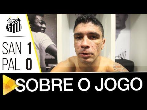 Thiago Maia e Renato analisam vitória sobre o Palmeiras