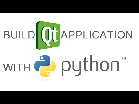 Qt Designer - create application GUI (POPULATE INTERFACE WITH PYTHON  PYSIDE2) - part 03