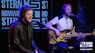 "Imagine Dragons ""Radioactive"" on the Howard Stern Show (2015)"