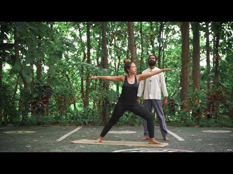 Virabhadrasana 2 - Warrior 2 Pose Alignment