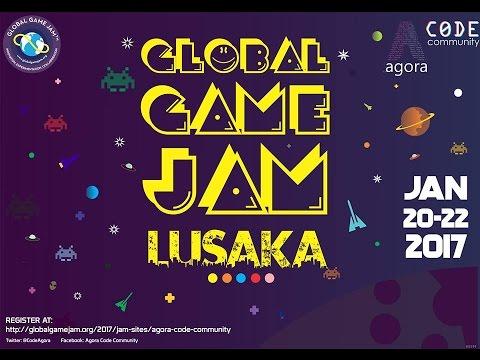 Alien Tranzmissionz Podcast #12 Feat. Elias-Isaac Phiri - Global Game Jam Lusaka 2017
