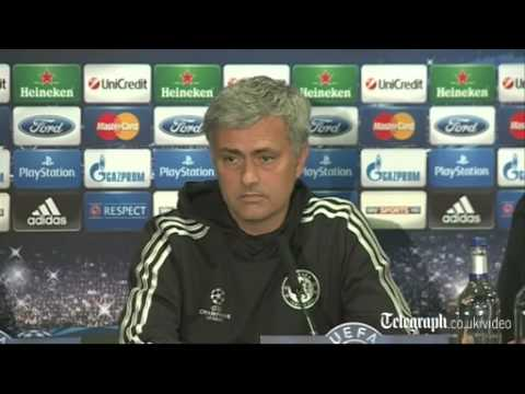 Mourinho: Rodgers congratulated me on Anfield win