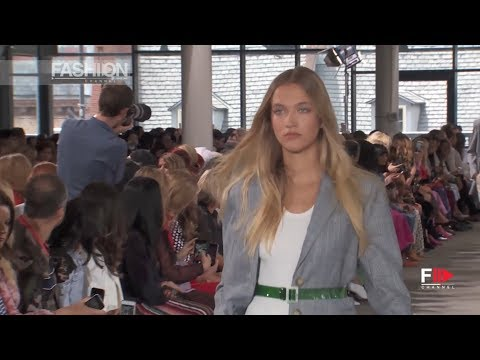 TIBI Full Show Spring Summer 2018 New York - Fashion Channel