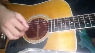 Tìm lại giấc mơ -- guitar solo